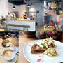 凡思咖啡La pensée Café▋宜蘭羅東下午茶~以自烘咖啡手工甜點為主的巷弄裏法式咖啡館