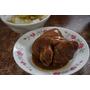 台中美食.東區.今日豬腳飯爌肉飯▋ 傳統古法甘蔗滷汁入味, 風味醇厚迷人