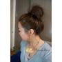 影音 髮型教學|超簡單又清爽! 夏日基本髮型 包子頭-入門版