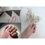 【Nail*】三個月來首次指甲分享。華麗花朵鏡面風。藍色大理石紋x凜冽雪季。#移動美甲師 Iry