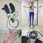 居家運動 極度爆汗 全身肌群鍛鍊 BLADEZ企鵝牌踏步機(完整版)