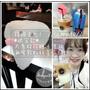 [美食]韓國冰品來台♡♡//GLAMAIR//*限定款*大象棉花糖霜淇淋~漸層飲料好美唷!!!--台北信義新光A11館的B1