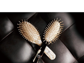 JuliArt 打造好髮質之本  人人都該有一支原木板梳