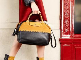Longchamp 一窺名人時尚機場Look 追秋冬流行指標