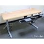 (生活)世界第一桌:「STJ升降桌/電動桌」sit and stand desk