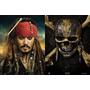 睽違六年強尼戴普終於穿回海盜服!《加勒比海盜 神鬼奇航:死無對證》2017即將上映
