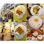 『忠孝敦化美食』(文末抽蛋黃哥精美小禮)從頭到尾的蛋黃哥GUDETAMA CHEF五星主廚餐廳/台北卡通主題餐廳/捷運美食