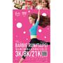 《親子生活》實現孩子夢想中的芭比世界 & 芭比美力派對。→2016/12/04 Barbie Run美力芭比路跑與大家相約在台北三重水漾公園  ← ❤ 黑眼圈公主 ❤