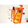 美妝生完美修護精油潤髮乳+巴黎萊雅金緻護髮精油-深度潤澤款[受損髮]