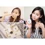 [Make up] 韓妞會用的眼妝顏色+好氣色膚色校正♥ W.Lab #氣墊粉餅 #眼影盤 #美白霜