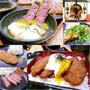 東京必吃美食▋京都勝牛~JR新宿站,60秒黑毛和牛炸牛排一吃難忘