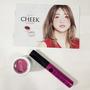 (彩妝) 日本最新C-TIVE CHEEK COLORS雙色腮紅 腮紅也可以混搭 微醺的戀愛感腮紅