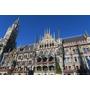 美到會震懾人心的慕尼黑新市政廳Neues Rathaus