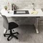 『居家 辦公』台灣製造的世界級好桌,升降自如,輕鬆告別工作久坐的壞影響。STJ升降桌/電動桌