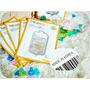 【美妝保養】❤韓國-泰拉苾 美白抗皺水凝膠果凍面膜 nutrition hydro gel mask