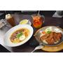 創新牛排麵湯排骨飯瓦法奇朵Waffogato(台北車站店)