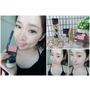 《彩妝》新品上市♥media 媚點♥雙用眉筆&優雅玫色修容餅♥粉嫩朝氣妝 只要簡單三步驟!
