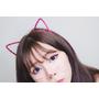 (彩妝)萬聖節粉紅貓咪妝容 HALLOWEEN MAKEUP TUTORIAL