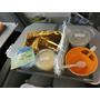 [機上餐]長榮航空寶寶機上餐,寶寶離乳餐初食體驗~(大人吃得好開心)