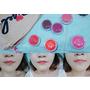 [保養] 倩碧蜜糖啾啾馬卡龍6色號試色<含國外獨賣色>一面磨砂膏一面潤色護
