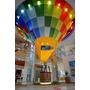 【日本,九州,佐賀】亞洲第一個熱氣球博物館,佐賀熱氣球博物館 (SAGA Balloon Museum) ;10/1正式開幕,互動有趣讓人感受熱氣球的魅力。