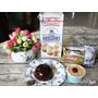 (食譜)莓果夾心鏡面圓頂巧克力慕斯之法國鐵塔牌發酵奶油及動物性鮮奶油