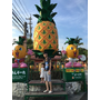 【沖繩親子旅行】幼兒免門票!造型鳳梨遊園車,名護鳳梨園輕鬆玩!