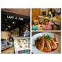 [桃園食記]餐點優又有超棒遊戲區之工業風咖啡館 - Café 4 FUN 咖啡趣(大推壽星優惠)