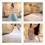 ♦愛維伊 婚紗試穿。不要傳統桃心領~「魅力領型」新娘一秒變女神