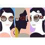 Prada全新系列太陽眼鏡,展現巴洛克極致奢華風