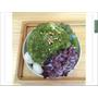 【竹北美食週記】抹茶控尖叫吧!超好吃的宇治金時,和鹹鹹甜甜的烤糰子!文青風甜點:手作本物てづくりほんもの