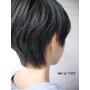 台北市髮型設計師推薦 短髮 剪髮  染髮  燙髮 髮型設計TONY老師