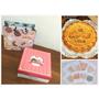 【婚姻大小事】公益喜餅分享喜悅也幫助流浪動物 *  幸福狗流浪中途  幸福雙層喜餅