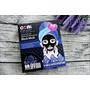 【保養。體驗】coni beauty『冰河醣蛋白頂級修護黑面膜』。100%純棉 黑鑽面膜布超好敷