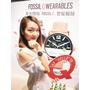 【蝴蝶結姐姐愛時尚】FOSSIL Q~展現時尚女性的生活智慧