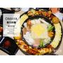 【食記|宜蘭】豐富食材結合了大量的拉絲起司。。OMAYA春川炒雞韓式料理。。宜蘭車站美食東門夜市旁。親子共享  ❤ 黑眼圈公主 ❤