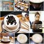 【台南美食】霜花亭每日限定珍珠奶茶舒芙蕾~好好食。甜食人與珍奶甜點愛好者絕對必訪!!!
