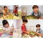 『台北親子美食餐廳』amba台北松山意舍Que原木燒烤餐廳吃到飽,附設兒童遊戲視聽室!
