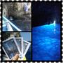 【義大利難忘之旅】讓我吃盡苦頭〝神祕藍洞〞海水好美好藍 Part Ⅱ❤