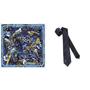 絲巾控必收藏!華裔設計師Daniel Wong與華航聯名推出限量印花絲巾