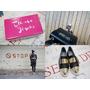 Tienbo Jimbo潮鞋品牌 就愛黑金配高調不俗 時尚兼具好穿好走很重要!