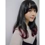 Happyhair埔墘店Aisa 讓髮尾染上秋冬的紫紅色吧 ♥ I'm Li Shuo