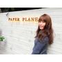 ★美髮★ 跟著KiKi轉戰美髮新店Paper Plane Hair~ 喜歡我的秋冬新髮色❤