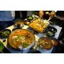 韓國八色烤肉,台北東區美食推薦,CP值高的韓國正宗八色烤肉,合適歡樂聚餐、享受大口吃肉的爽快感