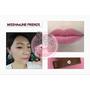((妝))MISSHAxLINE FRIENDS 熊大霧感胭脂唇膏#MRD01珊瑚紅高跟試色!!