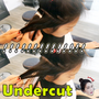 ┃髮型。影┃Undercut Hair ♡ 剃頭初體驗 | Vlog