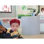 【寶寶】寶弟成長大小事~1Y7M塗氟初體驗,景美德威兒童牙醫-溫柔的楊醫師