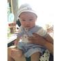 【寶寶】寶弟成長大小事♥四個月收涏♥ 十字軒鹹光餅