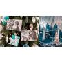 Tiffany & Co. 傳遞濃厚聖誕氣息!櫃上奇幻櫥窗打造特製節日明信片
