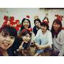 【DAISO大創39元百貨/聖誕節必買】聖誕應景髮箍呼你玩甲併軌~士林靈糧堂靜紫小組報佳音~大成功!